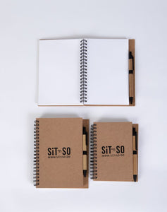 Notebook Craft + Pen