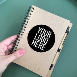 Notebook + Pen - CREATE YOUR OWN