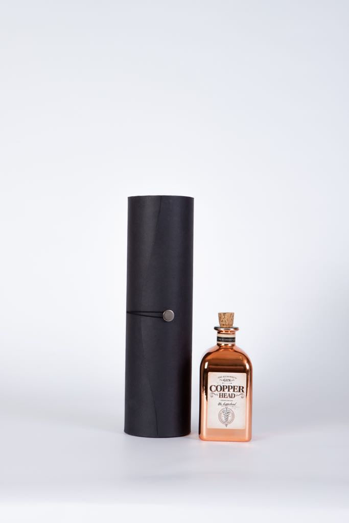 Wine / Spirit Box - Prestige Black