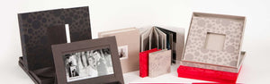 Photo card albums & displays