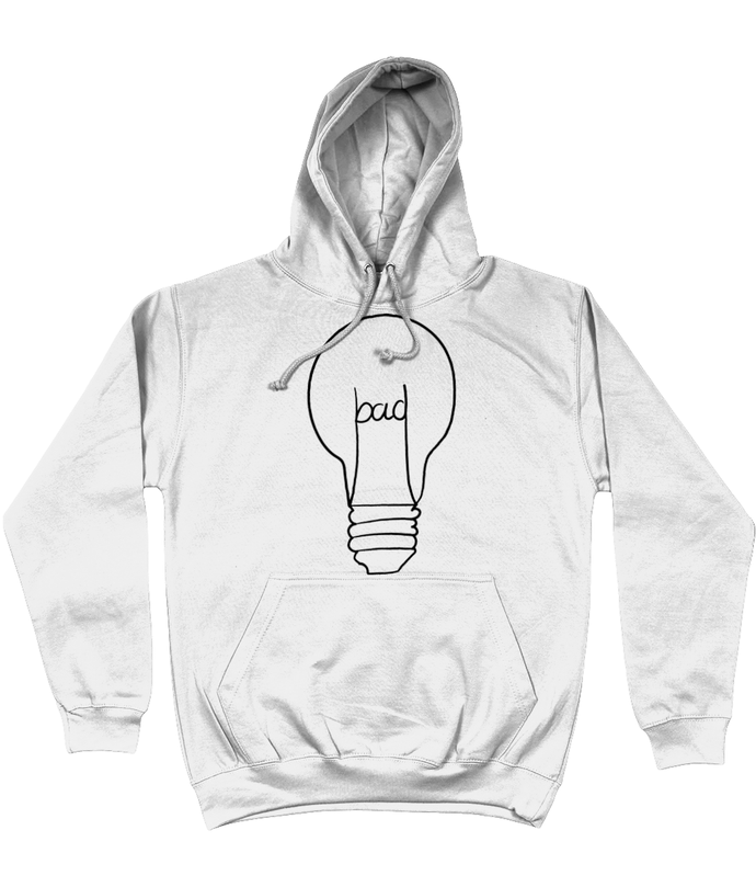 Bad Idea Lightbulb Hoodie