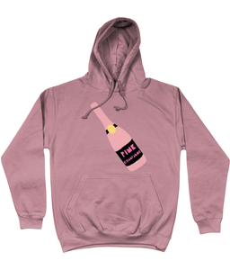 Pink Champagne Hoodie