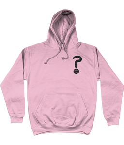 Embroidered Why Try Hoodie