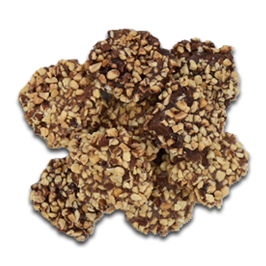 Belgian Dark Chocolate Toffee 1/4 lb.