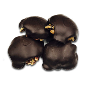 Belgian Chocolate Pecan Sea Turtles 1/4 lb.