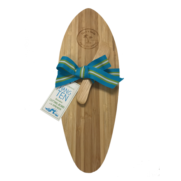Life's A Beach Bamboo Cutting Board