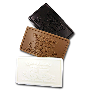Lucky Leo's Signature Chocolate Bar 4-1oz Bars