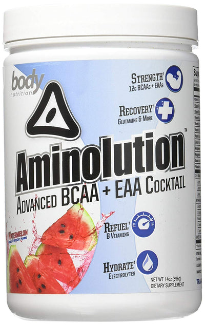 Aminolution: Advanced BCAA + EAA Cocktail - Watermelon