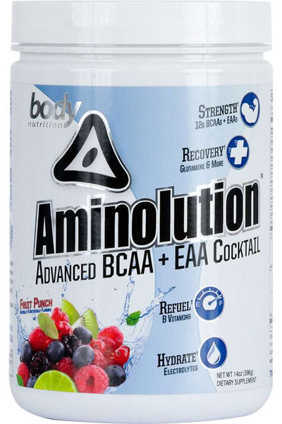 Aminolution: Advanced BCAA + EAA Cocktail