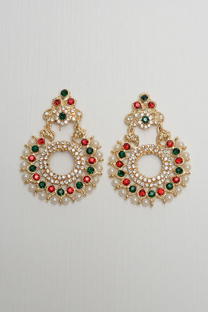 Ethnic Earrings BC