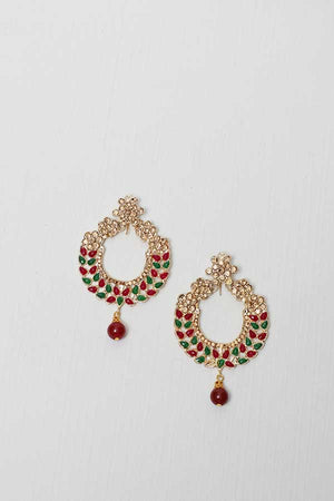Ethnic Earrings BG