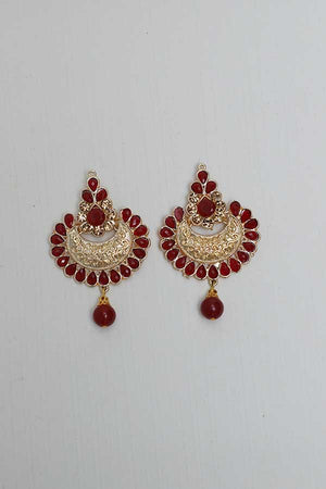 Ethnic earrings BQ