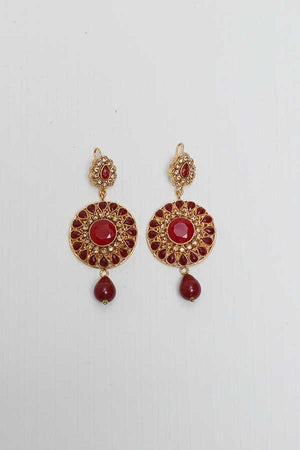 Ethnic earrings BR