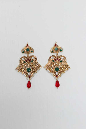 Ethnic Earrings CI