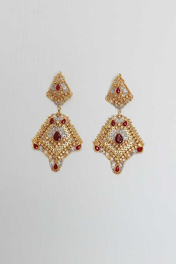 Ethnic Earrings CJ