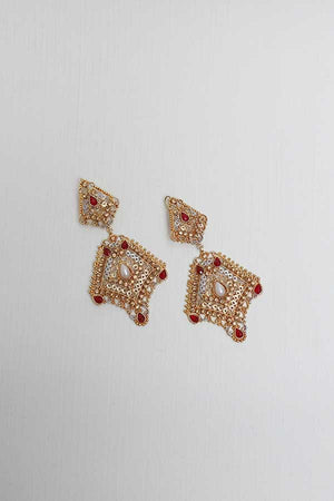 Ethnic Earrings CK1