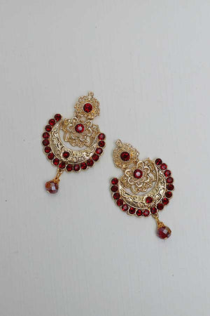 Ethnic earrings BP