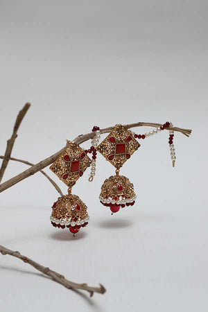 Ethnic Earrings DG
