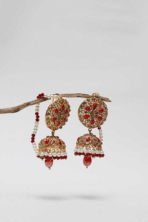 Ethnic Earrings DI