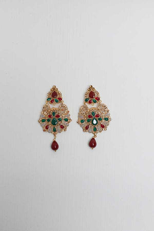 Ethnic Earrings DQ