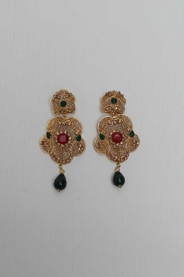 Ethnic earrings DV