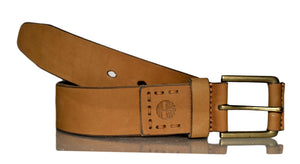 Timberland Men's Casual Distressed Genuine Leather Belt | FREE SHIPPING | B75392