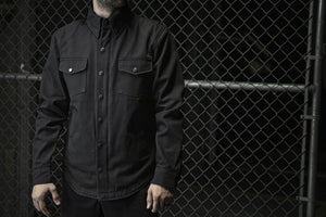 Equalizer - Men's Motorcycle Denim Shirt