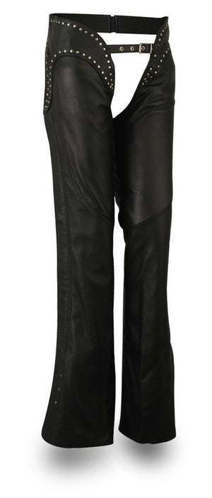 Riser - Women's Leather Chaps