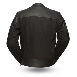 Invader - Motorcycle Leather Jacket