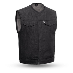 Murdock - Men's Motorcycle Denim Vest