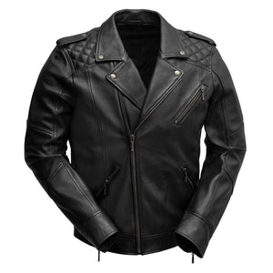 Gavin - Men's Leather Jacket