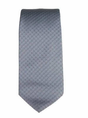 Men's Slim Tie - MS3200 CHARCOAL PATTERN