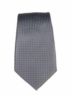 Men's Slim Tie - MS3000 BLACK PATTERN