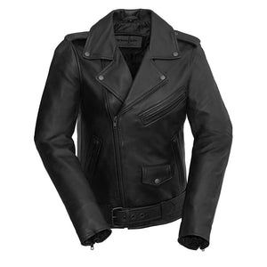 REBEL - WOMEN'S LEATHER JACKET