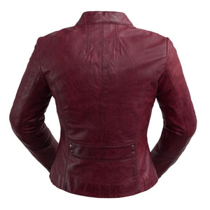 Rexie - Women's Leather Jacket