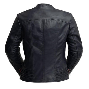 TRISH - WOMEN'S LEATHER JACKET