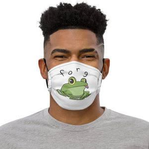 Forg reusable face mask