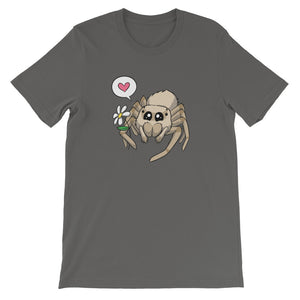 Spider Loves You T-shirt (unisex)