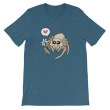 Load image into Gallery viewer, Spider Loves You T-shirt (unisex)