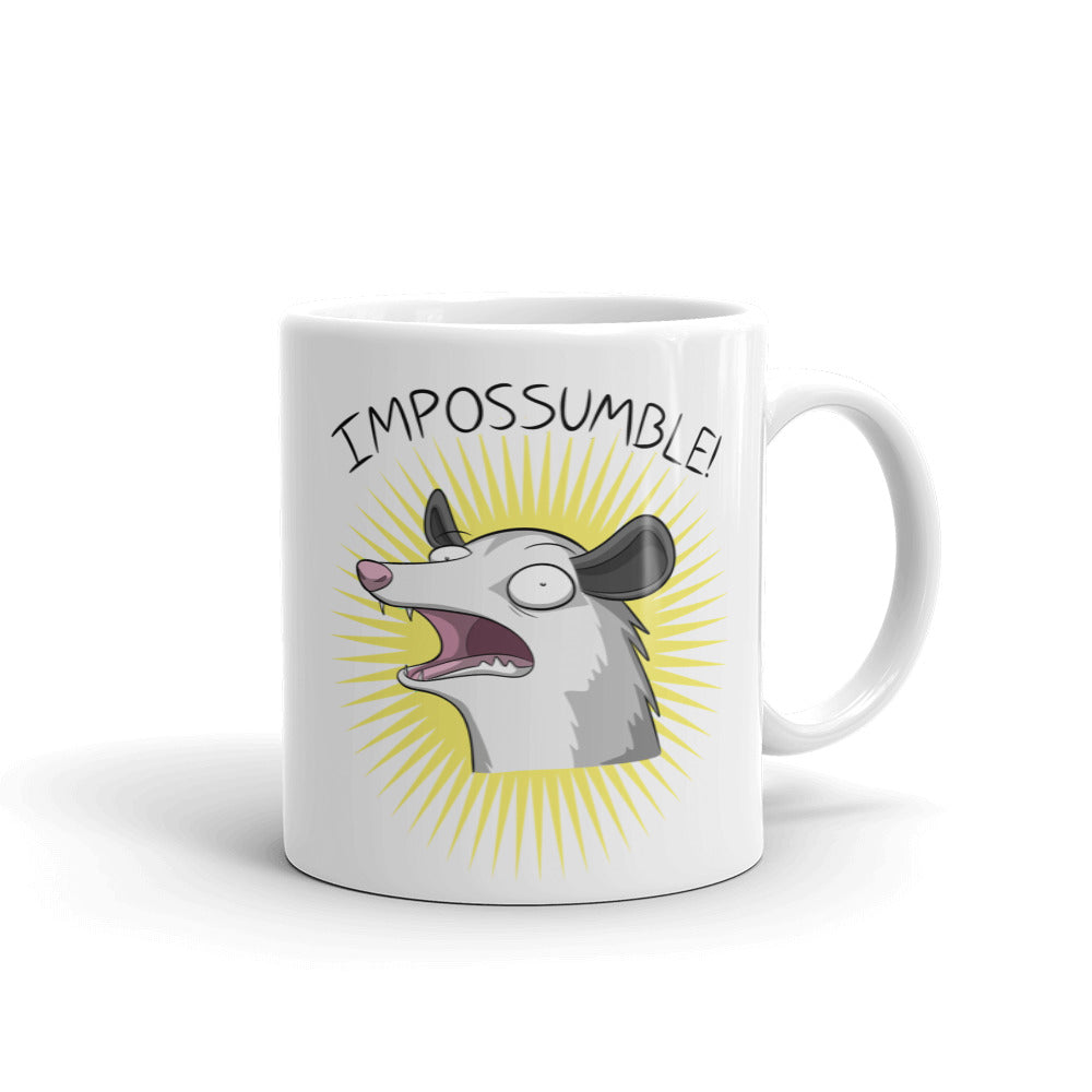 IMPOSSUMBLE! Mug