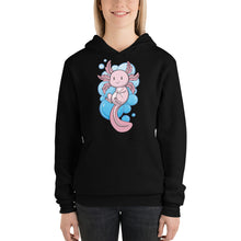 Load image into Gallery viewer, Axolotl Hoodie (unisex)