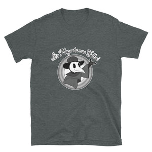 """It's Plaguetimes Folks!"" T-shirt (unisex)"