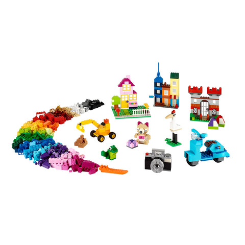 LEGO® CLASSIC Large Creative Brick Box