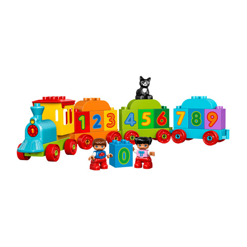 LEGO® DUPLO® My First Number Train