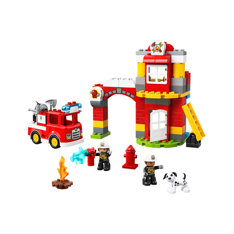 LEGO® DUPLO® Fire Station