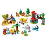 LEGO® DUPLO® World Animals
