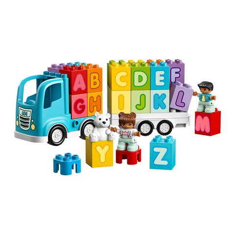 LEGO® DUPLO® My First Alphabet Truck