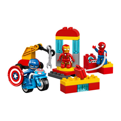 LEGO® DUPLO® Marvel Super Heroes Lab