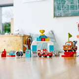 LEGO® DUPLO® Lightning McQueen's Race Day