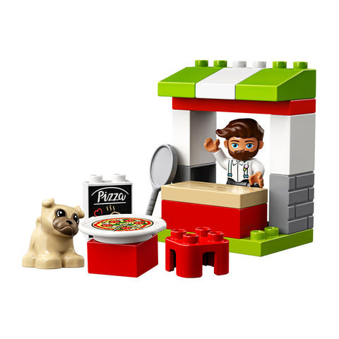 LEGO® DUPLO® My Town Pizza Stand